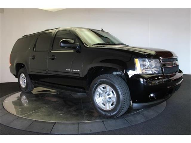 2011 Chevrolet Suburban   744764