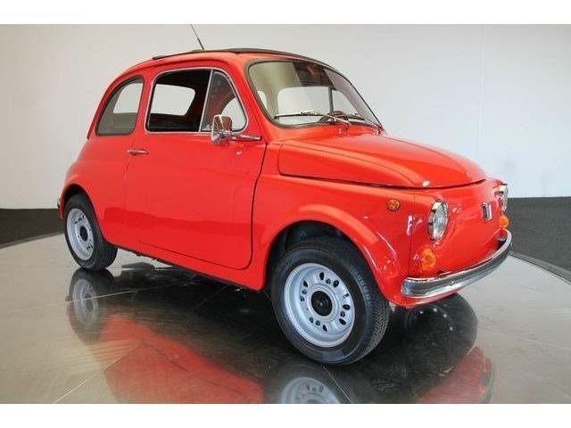 1971 Fiat 500L | 744778