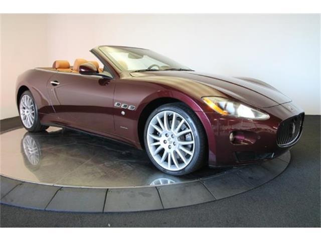 2010 Maserati GranTurismo   744798