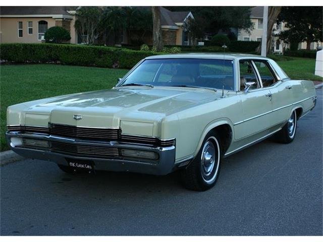 1969 Mercury Marquis | 744815