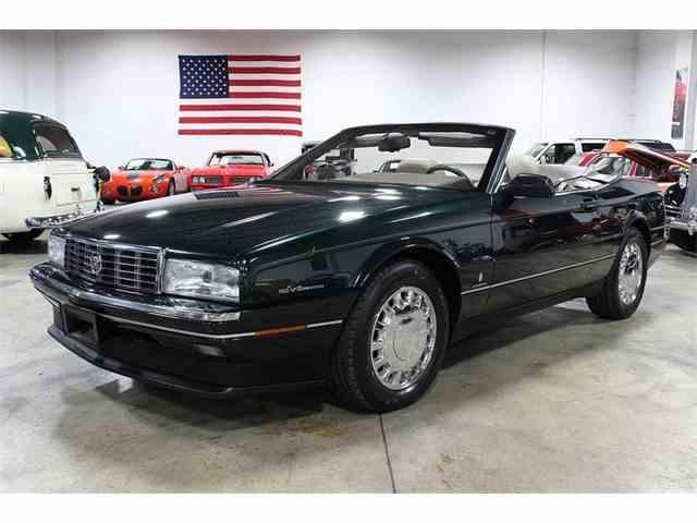 1993 Cadillac Allante | 740503