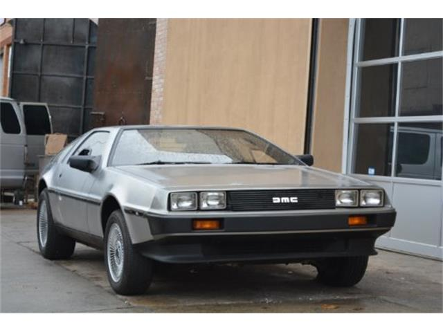 1981 DeLorean DMC-12 | 740509