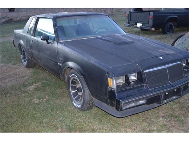 1985 Buick Grand National | 745120