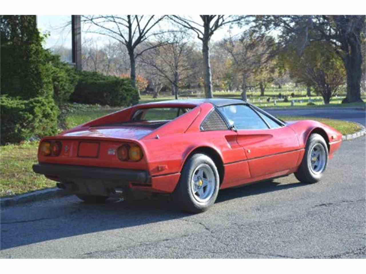 1978 ferrari 308 gtsi for sale cc 745165. Black Bedroom Furniture Sets. Home Design Ideas
