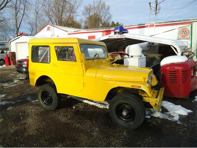1974 Willys Jeep | 745189