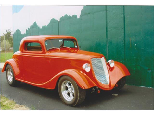 1934 Ford Coupe | 745190