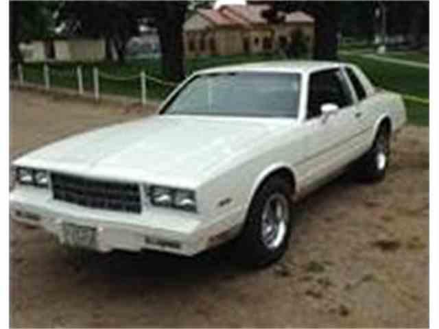 1981 Chevrolet Monte Carlo | 745243
