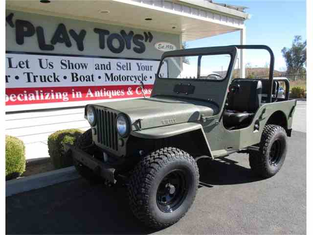 1946 Willys Jeep | 745283