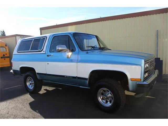 1989 Chevrolet Blazer | 745324