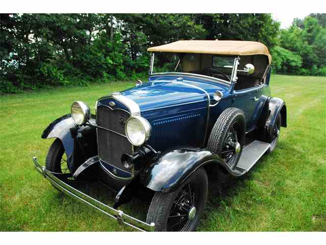 1931 Ford Model A | 745402
