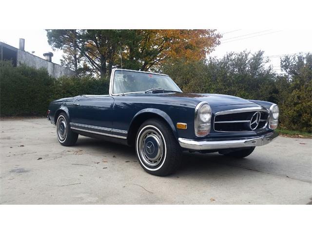 1968 Mercedes-Benz 280SL | 745408