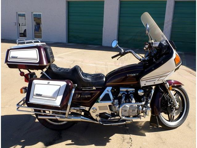 1981 Honda Goldwing | 745412
