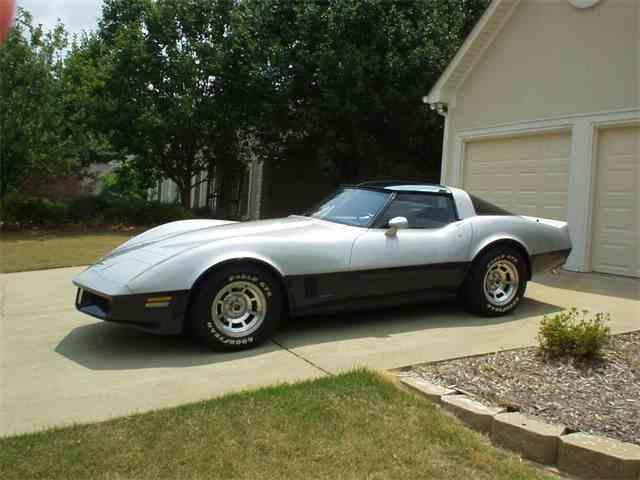 1981 Chevrolet Corvette | 745418