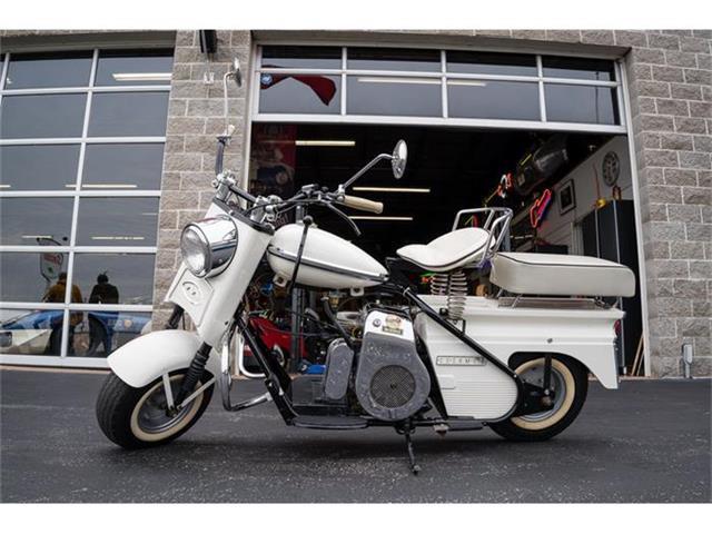1959 Cushman Motorcycle | 745428