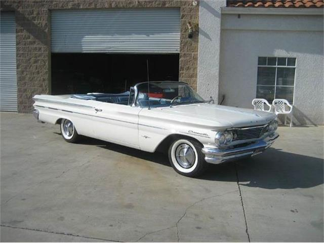 1960 Pontiac Bonneville | 745450