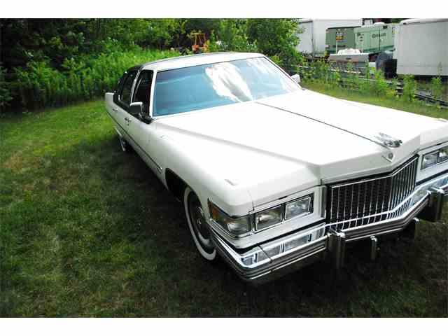 1976 Cadillac Fleetwood Brougham | 745491