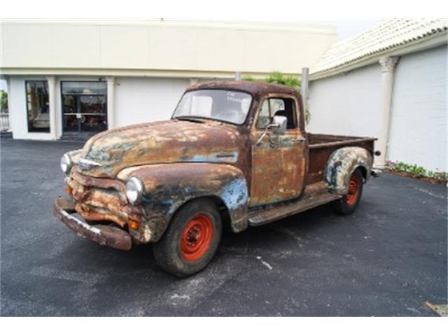 1954 Chevrolet 2-Dr Hardtop | 745504