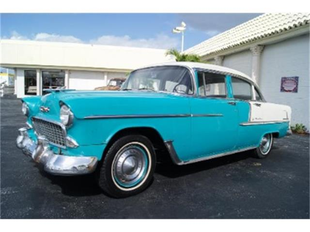 1955 Chevrolet Bel Air | 745510