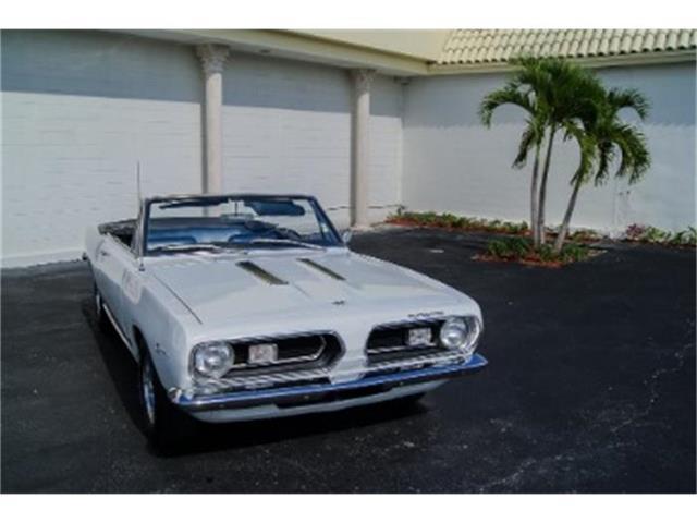 1967 Plymouth Barracuda | 745511