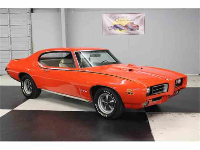 1969 Pontiac GTO (The Judge) | 745517