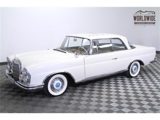 1963 Mercedes-Benz 220SE | 745522