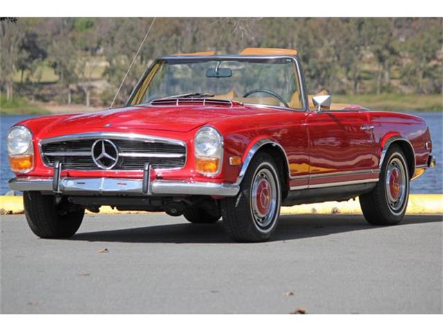 1971 Mercedes-Benz 280SL | 745531
