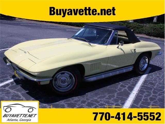 1967 Chevrolet Corvette | 745586