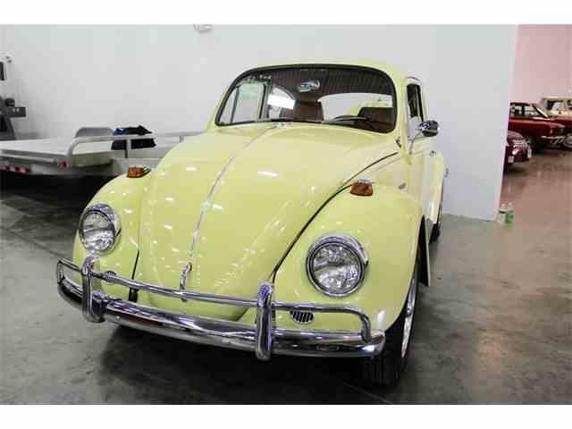 1967 Volkswagen Beetle   745596