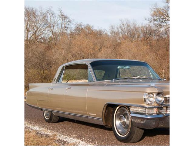1963 Cadillac Fleetwood | 745643