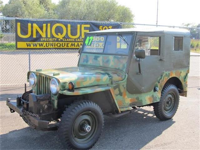 1947 Willys Jeep | 745682