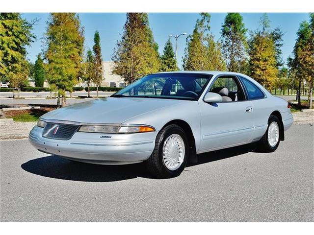 1993 Lincoln Mark VIII | 745703