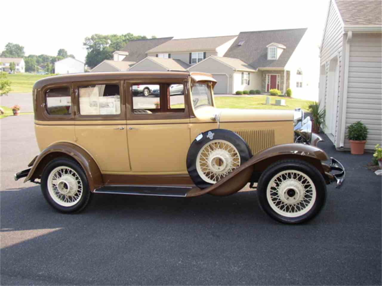 1931 Chevrolet Special for Sale - CC-745706