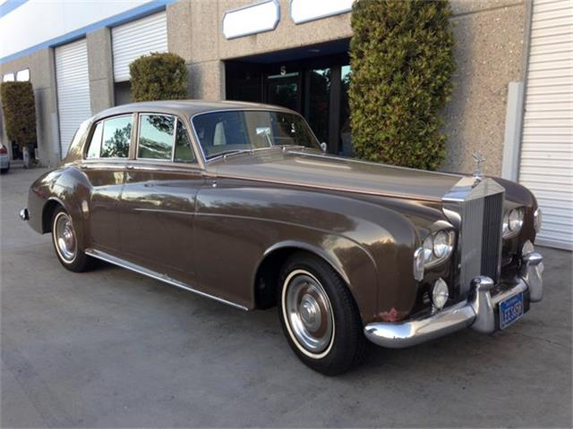1965 Rolls-Royce Silver Cloud III | 745711