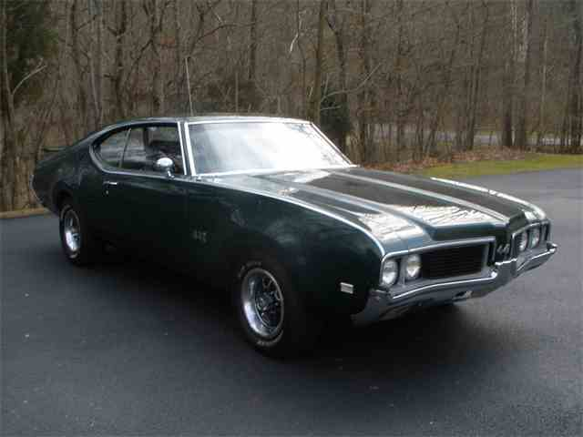 1969 Oldsmobile 442 Holiday | 745802