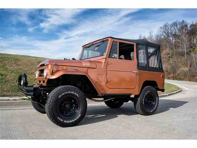 1971 Toyota Land Cruiser BJ | 745804