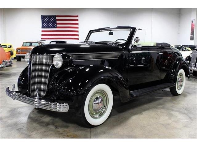 1937 DeSoto Convertible | 745811