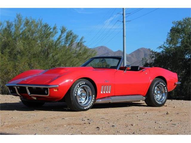 1969 Chevrolet Corvette | 745889