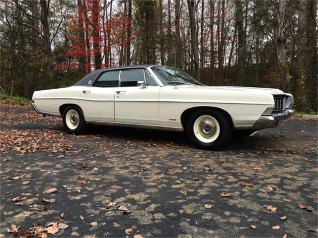 1968 Ford LTD | 745900