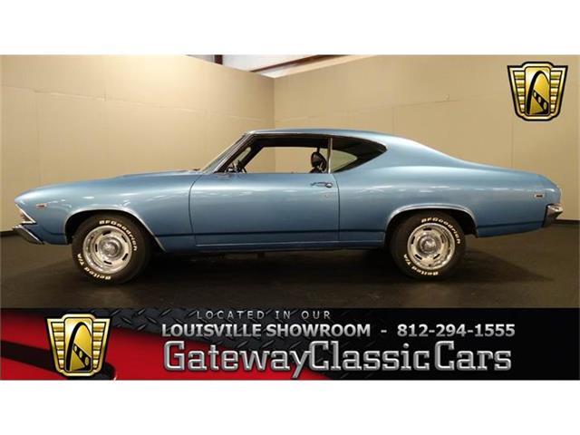 1969 Chevrolet Chevelle | 745914