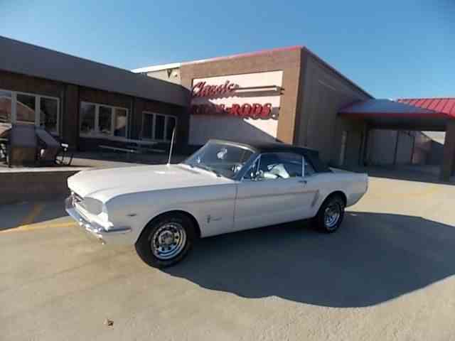 1966 Ford Mustang   746064