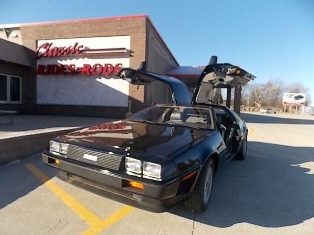 1981 DeLorean DMC-12 | 746066