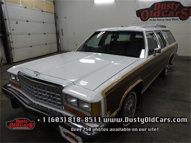 1987 Ford Country Squire | 746079