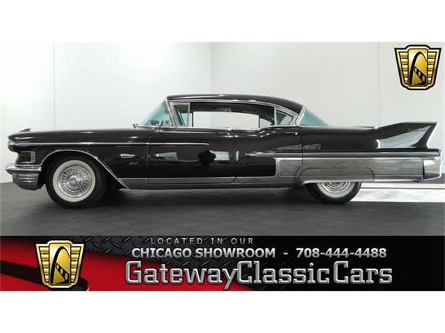 1958 Cadillac Fleetwood | 746082