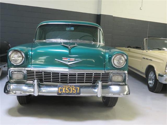 1956 Chevrolet 2-Dr Sedan | 746116