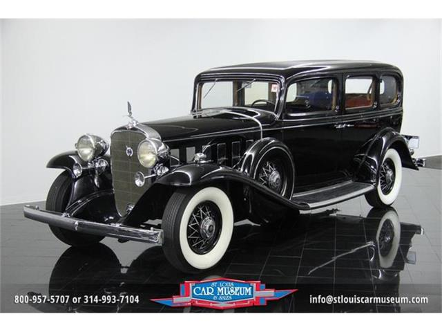 1932 Cadillac 370B V12 Imperial Limousine | 746121