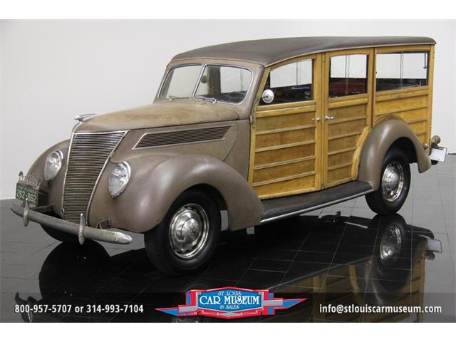 1937 Ford Model 78B Deluxe Station Wagon | 746123