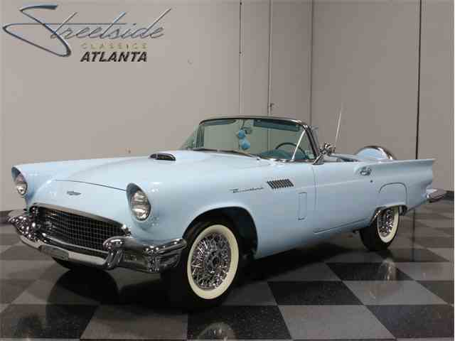 1957 Ford Thunderbird | 746158