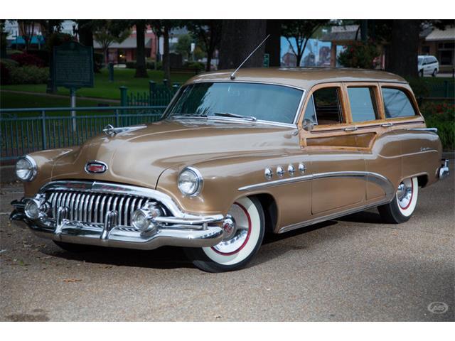 1952 Buick Roadmaster | 746174