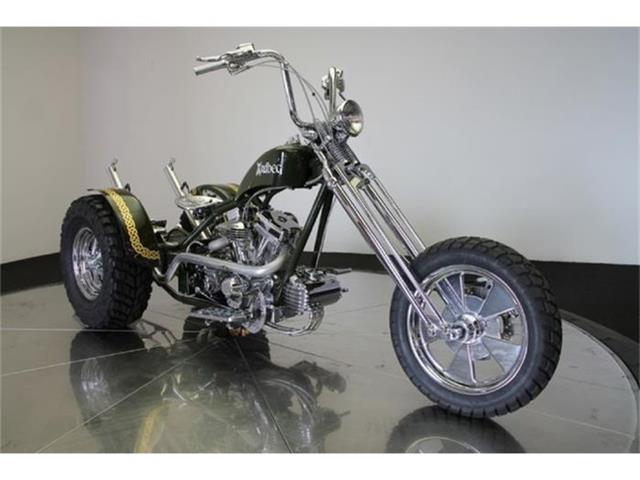 2013 Custom Built Motorcycles Trike | 746234