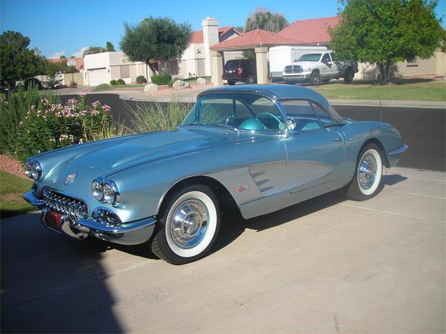 1958 Chevrolet Corvette | 746278